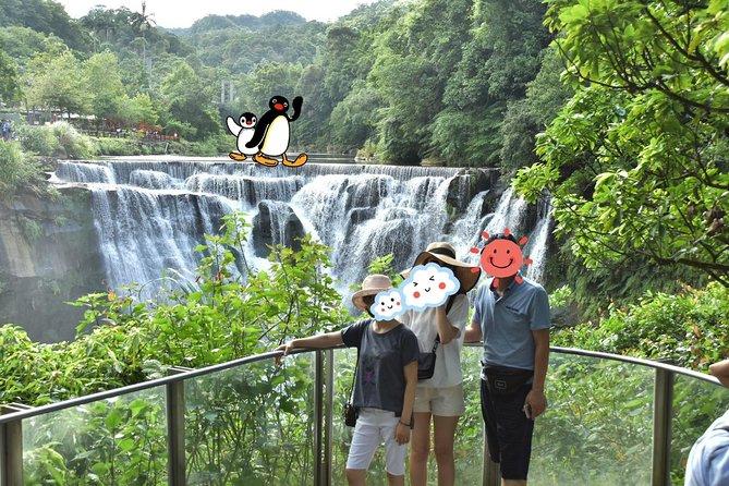 Taipei Yehliu is a gourd stone nine-day tour