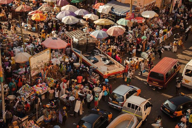 Accra City Tour ( Year Of Return Experience )