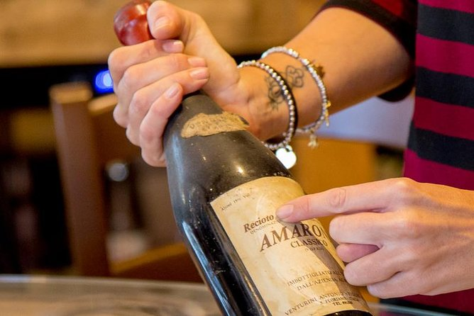 Amarone wine tour: 2 wineries with lunch