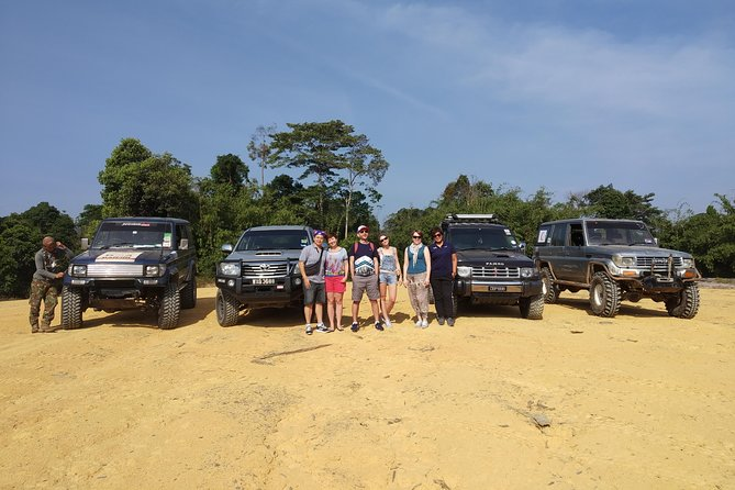 4WD Rainforest Adventure Tour + Waterfall Trekking - 1 Day