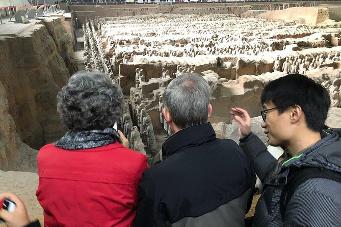 Best Xi'an Private Day Tour with Terracotta Warrior Entry Ticket Option photo 1