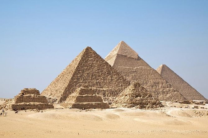 Half Day Tour to Giza Pyramids and Sphinx photo 3