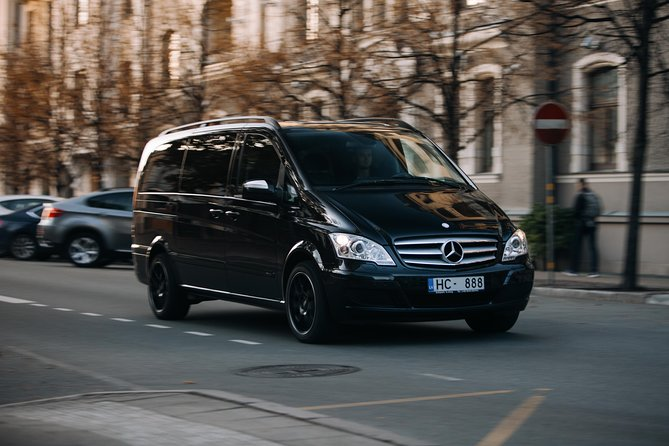 Mercedes-Benz Viano Van Transfer from Riga to Vilnius/Talinn/Any Baltic Country