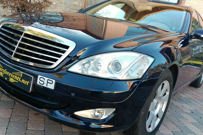 Madrid Barajas Airport Private Transfer To Segovia City