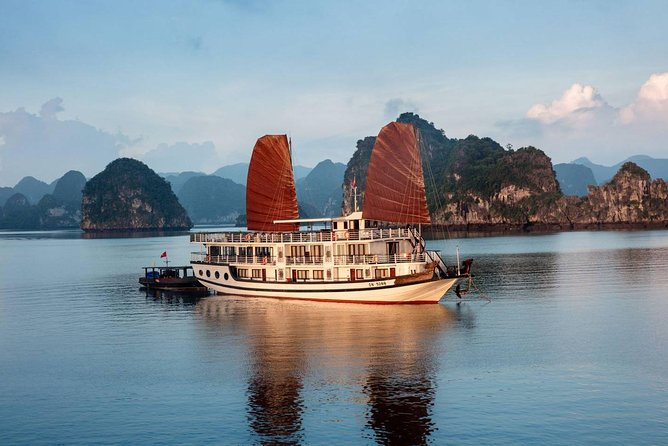 Halong Bay 3 Days 2 Nights On Apricot Cruise 3 Star Boat