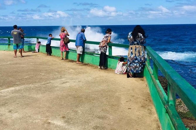 Nuku'alofa Shore Excursion: PRIVATE VIP fully flexible mainland tour
