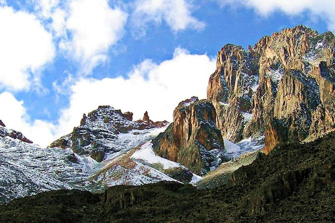 6 Days Mount Kenya Climbing through Sirimon Route