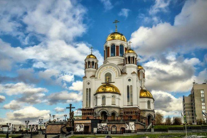 3-Hour City Tour of Yekaterinburg