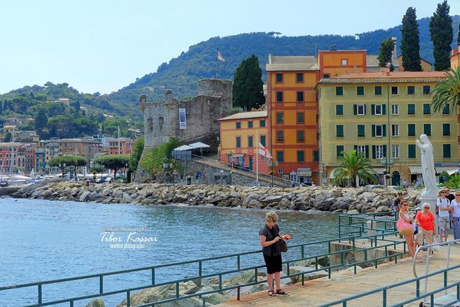 Exclusive Private Day Trip: Portofino & Santa Margherita from Portofino's Port