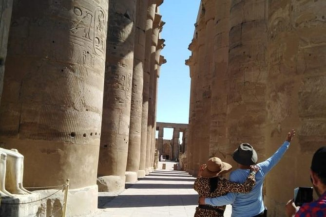 Overnight Trip to Luxor East and West banks from Hurghada