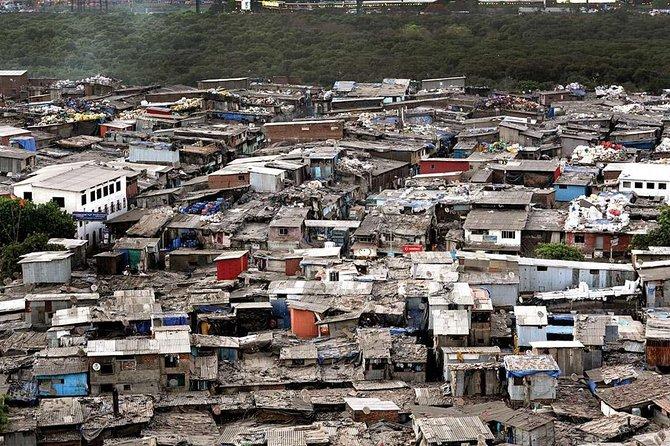 Dharavi Slum Tour in Public Transportation