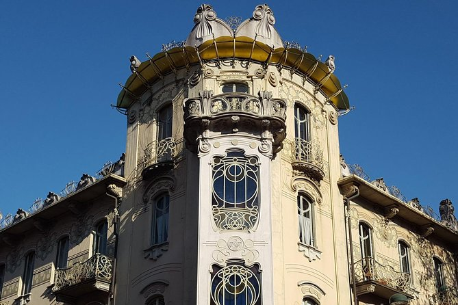 Turin, Art Nouveau walking tour and coffee break