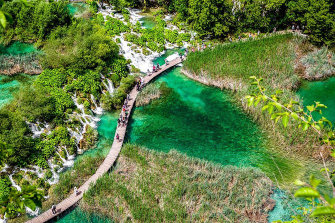 Zagreb to Split Small Group Transfer with entrance to Plitvice Lakes