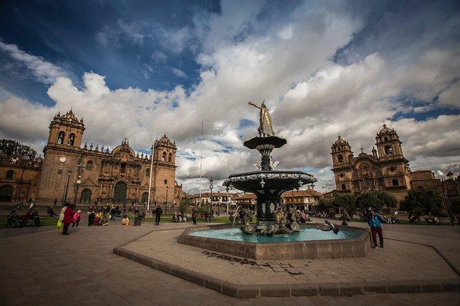 Cusco: Half Day Walking City Tour with entrances