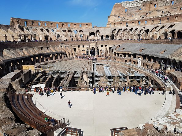 Skip the line Colosseum and Ancient Rome