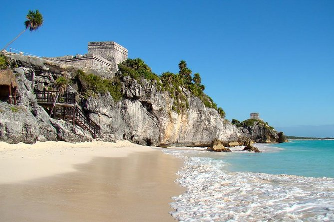(4x1) Visit Tulum, Coba, Cenote And Playa Del Carmen For Best Price Book Now!