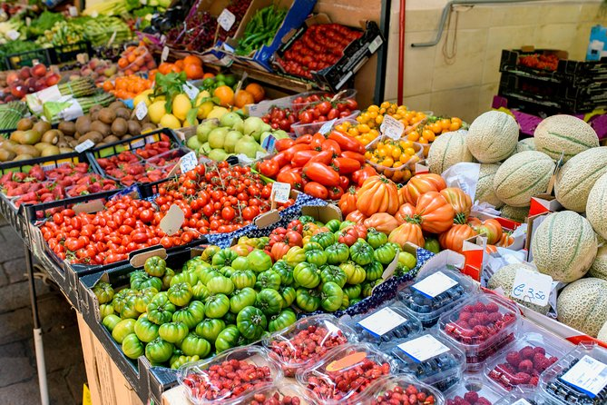 Small Group Market tour and Cooking class in Palermo