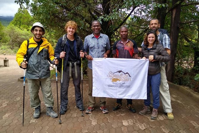 3 Day Mount Meru Climb photo 4