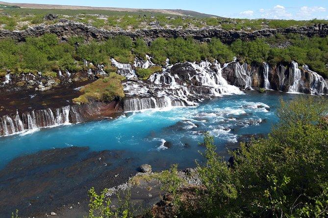 Crater, Waterfalls & Krauma Spa Private Tour