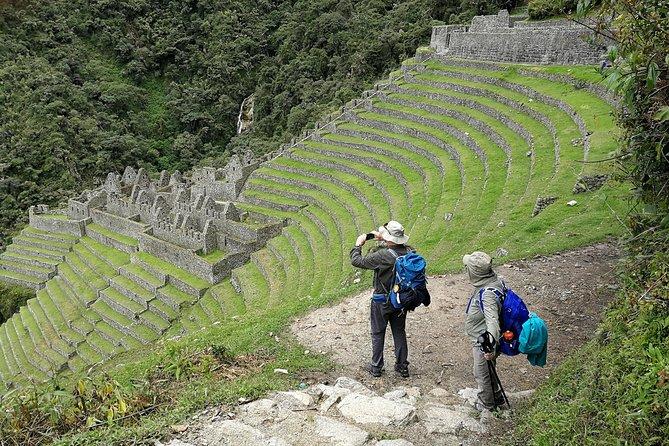 Caminhada Inca Trail de 2 dias até Machu Picchu