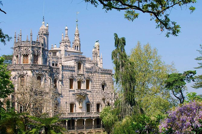 Private day trip to Sintra Palace, Quinta da regaleira, Palace ..