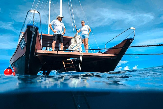 Calm Small Group Snorkel Sunset Sail