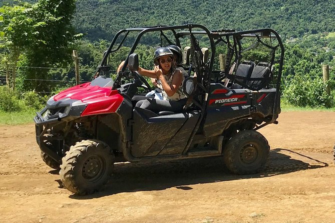 Utv Side By Side Adventure At Carabali (4 People) photo 3