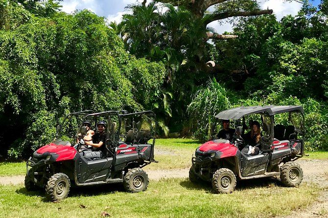 Utv Side By Side Adventure At Carabali (4 People) photo 4