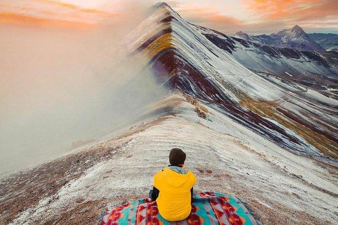 Rainbow Mountain & Red Valley