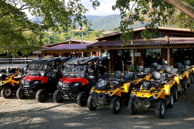 Utv Side By Side Adventure At Carabali (4 People) photo 8