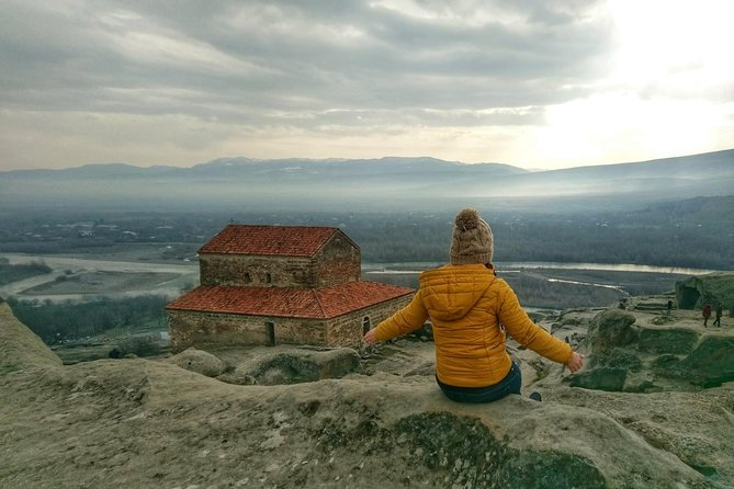 Full Day Private Tour To City Mtskheta, Jvari, City Gori, Uplistsikhe Caves photo 1