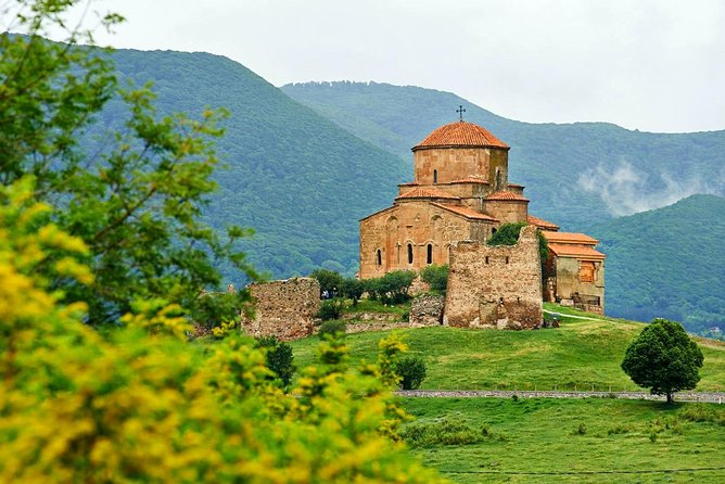 Full Day Private Tour To City Mtskheta, Jvari, City Gori, Uplistsikhe Caves photo 14