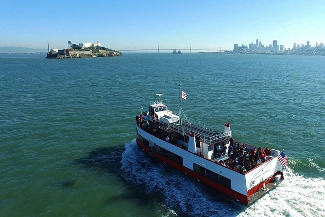 Panoramic Bay Cruise Sail with Half Day Wine Country Experience