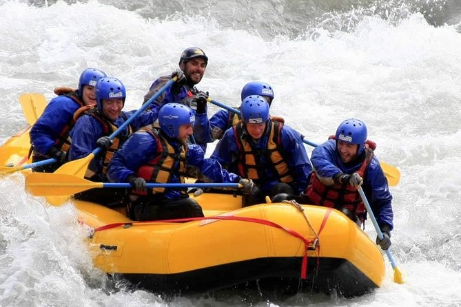 White water rafting in Mendoza. Live the adventure