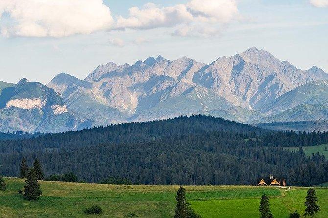 Zakopane Tatra Mountains Tour from Krakow - private trip