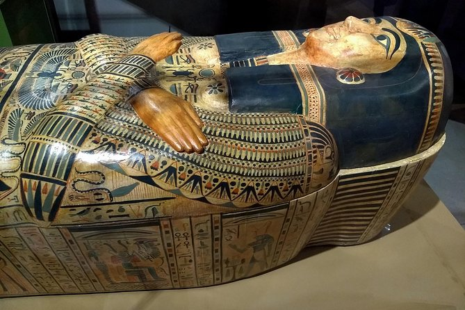 Luxor Museum & Mummification Museum Tour
