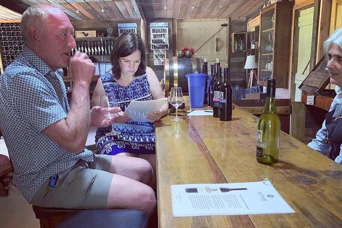 Wine Tour of Heathcote- 'Laid Back'