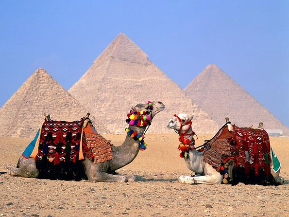 Amazing Cairo Sightseeing Tour with a Private Guide: 3-Day Package