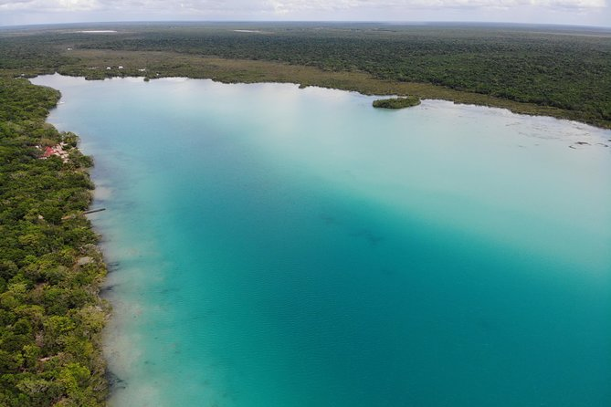 1 Day Bacalar Seven Color Lagoon Adventure (transportation + Lunch Included) photo 12