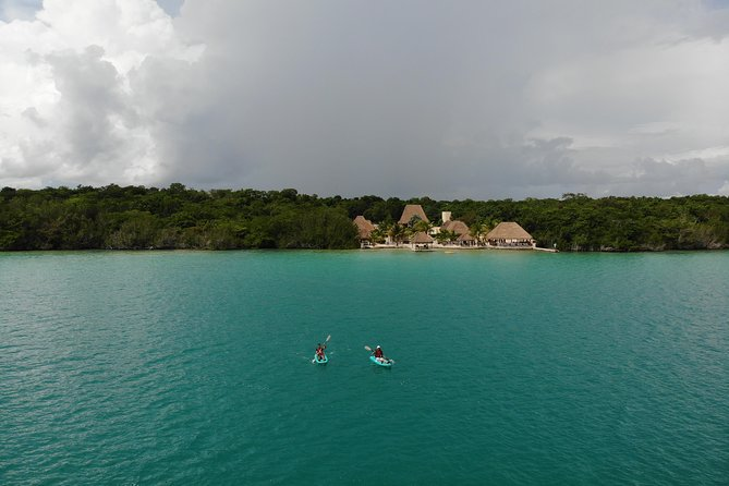 1 Day Bacalar Seven Color Lagoon Adventure (transportation + Lunch Included) photo 15