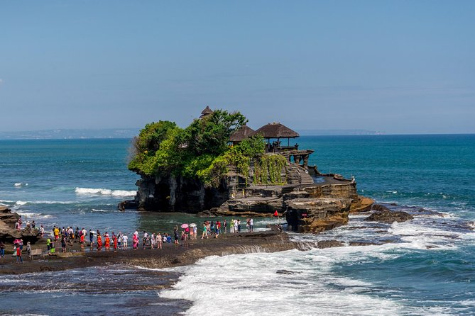 Private Tour: Best Nature in Ubud and Tanah Lot Temple