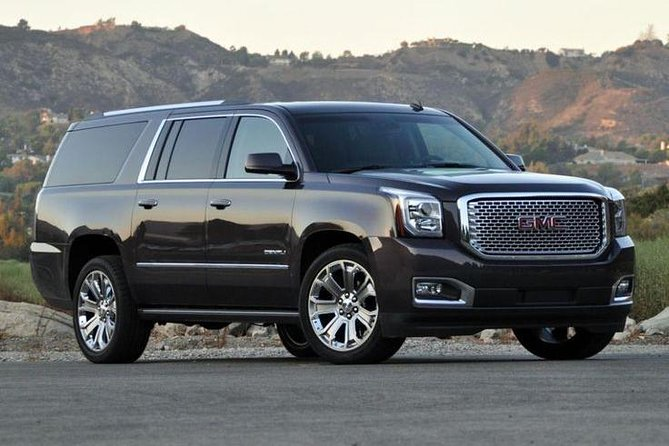 SUV from Port of Miami to Miami or Ft Lauderdale