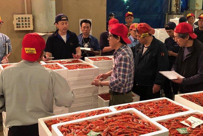 Kanazawa Fisherman's Wharf Night Exploration tour