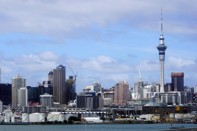 Auckland Self Guided Audio Tour
