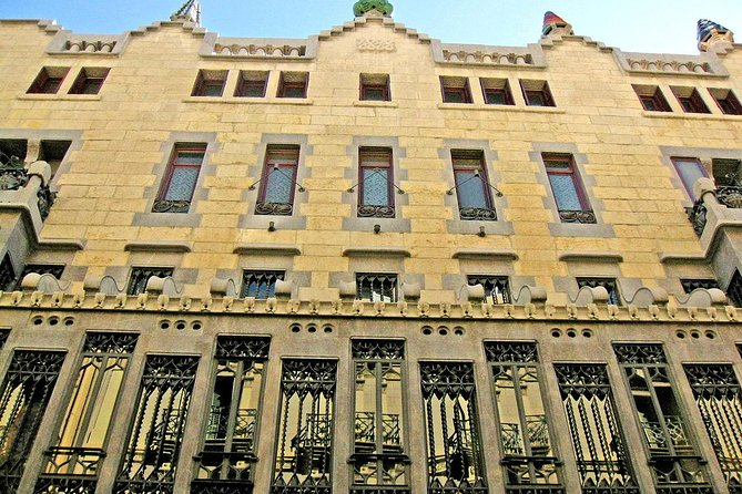 Barcelona Self- Guided Audio Tour