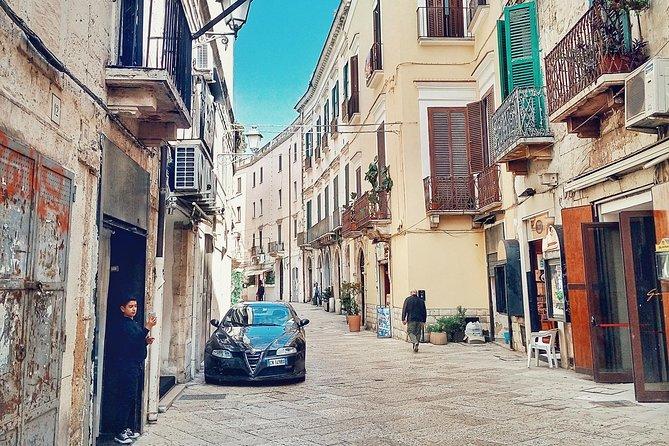 Bari Self-Guided Audio Tour