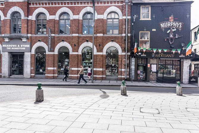 Cork Self-Guided Audio Tour