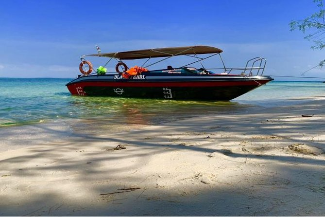 OnBird - PRIVATE Speedboat Trip to Untouched Dragon Beach, Forest, Sunset Meal photo 12