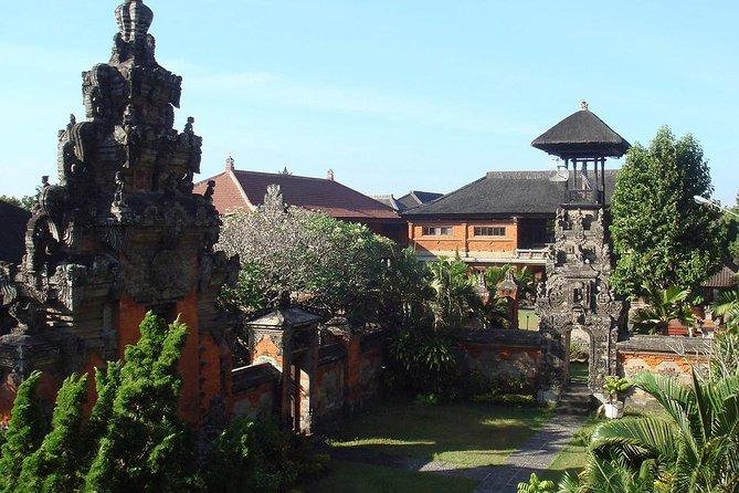 Denpasar Self-Guided Audio Tour