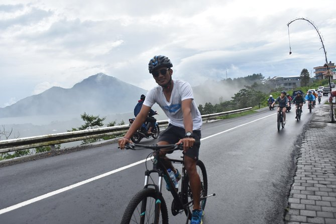 Private Cycling Tour through Bali Highlands